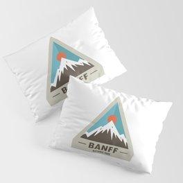 Banff National Park Pillow Sham