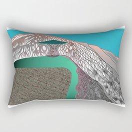 Mount Ting Rectangular Pillow