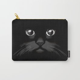 Cat Cute Face Carry-All Pouch
