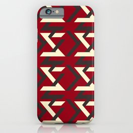 TYPOGRAPHY TTY N16 iPhone Case