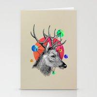 animals Stationery Cards featuring animals by mark ashkenazi