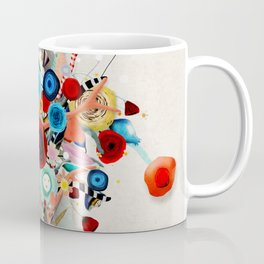 Rupydetequila Vase with flowers - Still Life Floral 2018 Coffee Mug