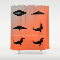 seal Shower Curtains featuring SEAL by ARCHIGRAF