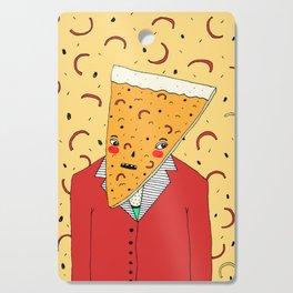 Pizza Head Cutting Board