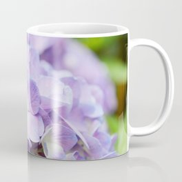 Light Purple Hydrangea Coffee Mug
