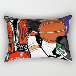 Sneakerhead Lifestyle Rectangular Pillow