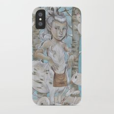 WINTER CENTAUR Slim Case iPhone X
