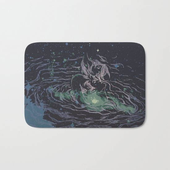 Universe of Love Bath Mat