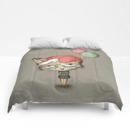 Christmas Fox Comforters
