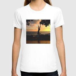 The Falling Tree T-shirt