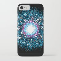 gaming iPhone & iPod Cases featuring Gaming Supernova - AXOR Gaming Universe by Studio Axel Pfaender