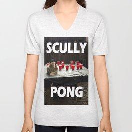Scully Pong Unisex V-Neck
