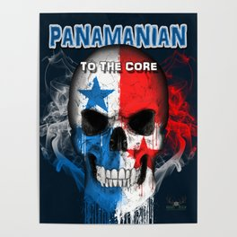 To The Core Collection: Panama Poster