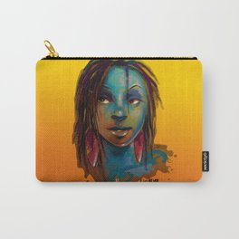 Afro Brazilian Carry-All Pouch