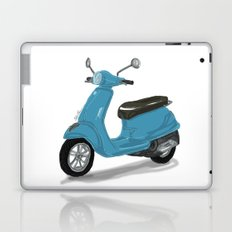 not only a scooter Laptop & iPad Skin