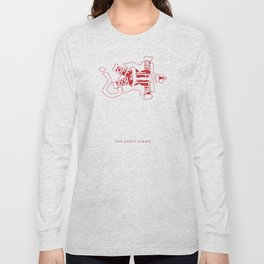 What if I Fall off the Roof? -The Santa Clause Long Sleeve T-shirt