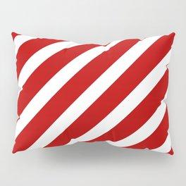 Candycane Large Stripe Pillow Sham
