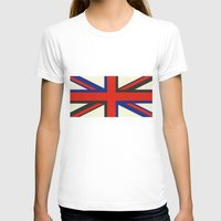uk T-shirts featuring UK  by Akehworks