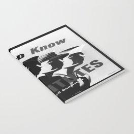 Vintage poster - STDs Notebook