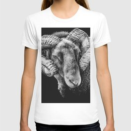 """ Reggie "" the ram T-shirt"