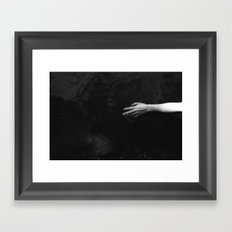 Lady of the River Framed Art Print