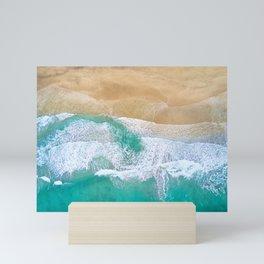 Norway Ocean Shore Mini Art Print