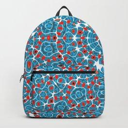 Coral Reef Mandala Backpack