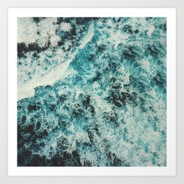 Of The Sea Art Print