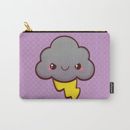 Stormy Cloud Carry-All Pouch
