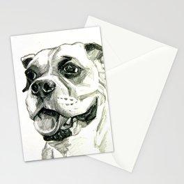 Smiling Boxer Boy Oscar Stationery Cards