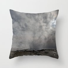 Sky's the Limit Throw Pillow