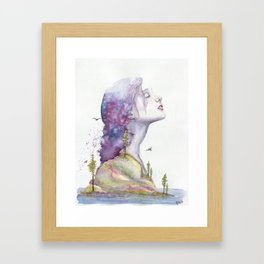 Arise by Ruth Oosterman Framed Art Print