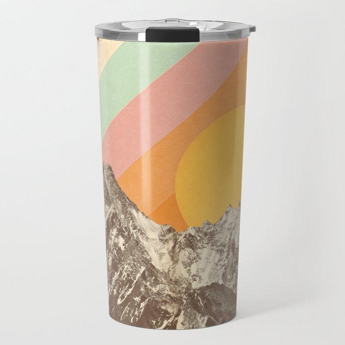 Mountainscape 1 Travel Mug