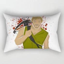 The Walking Dead Daryl Dixon (Norman Reedus) Rectangular Pillow
