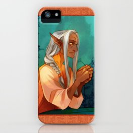 Gia the Midwife iPhone Case