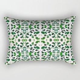 Indoor Garden Rectangular Pillow