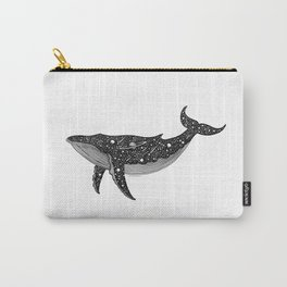 Galaxy Whale Carry-All Pouch