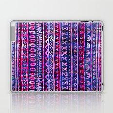 Hau'oli Stripe Purple Laptop & iPad Skin