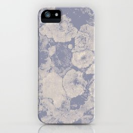 Smooth Flowers iPhone Case