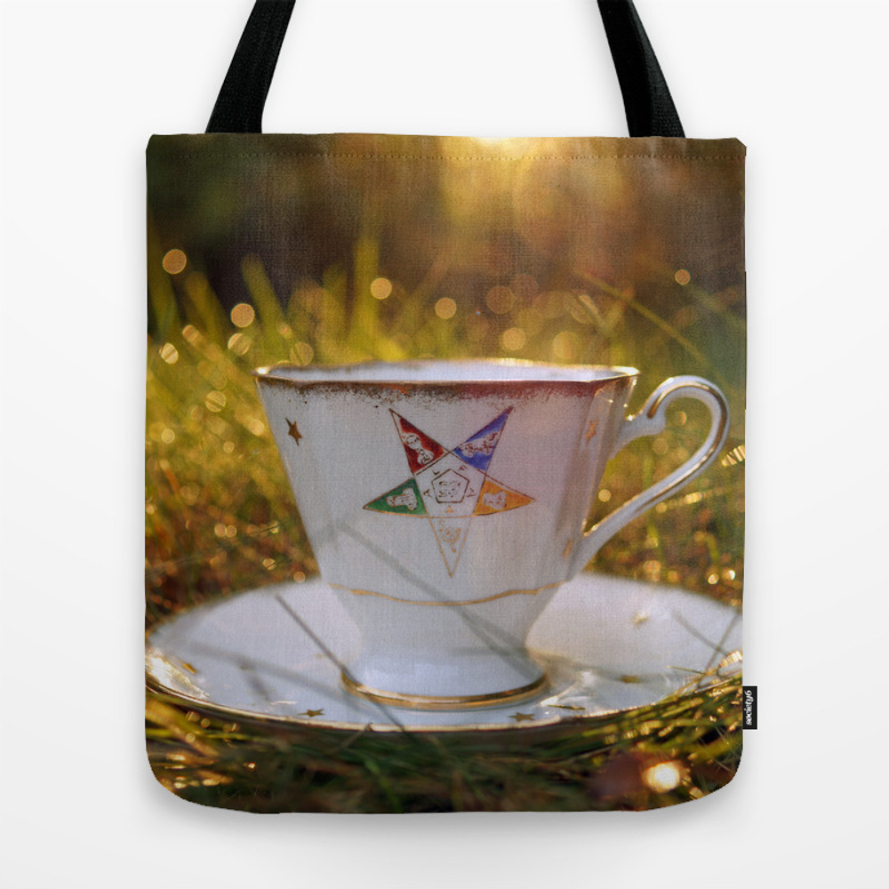 Another Cup? Tote Bag by Zaiav TBG8695316