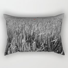 Summer Fields #6 Rectangular Pillow