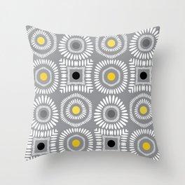 Illuminated Boho Throw Pillow