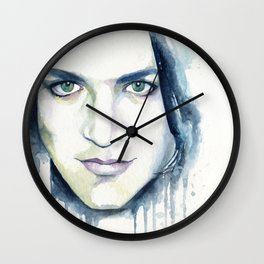 Brian Molko (Cheshire) Wall Clock