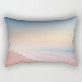 Beach Prints Landscape - Sunrise Rectangular Pillow