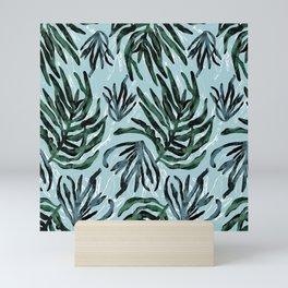a seaweed dance Mini Art Print