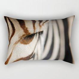Zebra style Rectangular Pillow