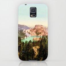 mountains Slim Case Galaxy S5