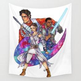 TFA - The Big Three Wall Tapestry