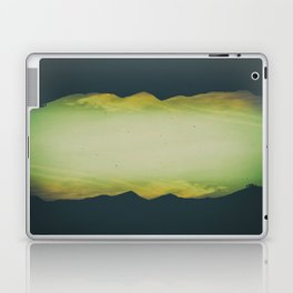paisaje intervenido Laptop & iPad Skin