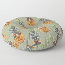Pineapple aka Agent Ananas Floor Pillow
